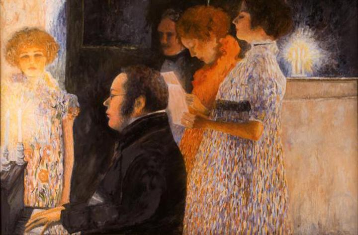 Franz Schubert, Integral dos Improvisos
